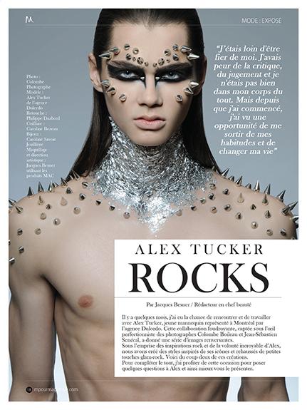 Alex Tucker