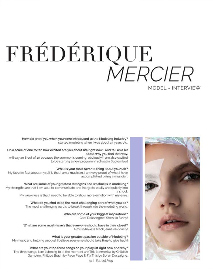 Frederique Mercier