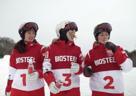 Dufour-Lapointe Sisters now part of Team BioSteel