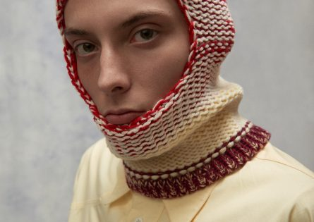 Our brand new face Guillaume for Sicky Mag!