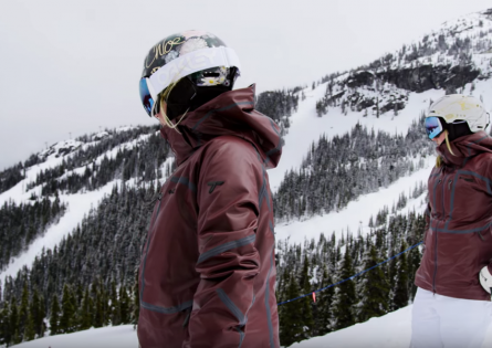 Dufour-Lapointe Sisters star in Columbia's new Freestyle Canada sponsorship commercial