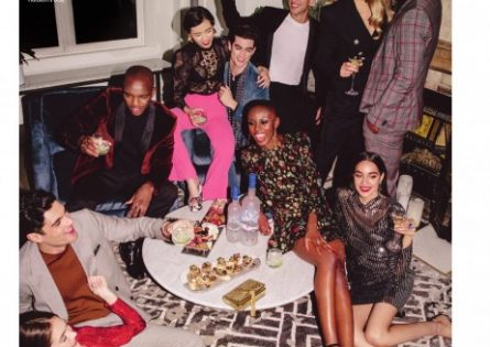 Our models are the Life of the Party! S Magazine feat. Malcolm, Pardeep & Nora