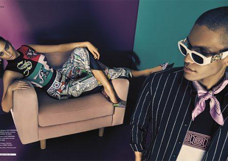 Jessica Gouin & Cameus for Mixte Magazine, M34 issue