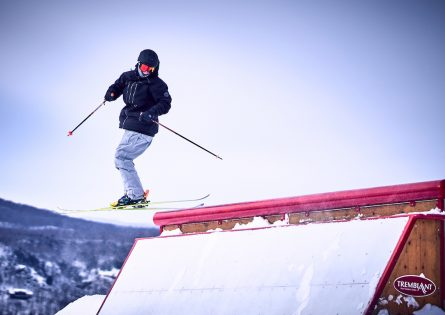 Memorable First Season for Phil Langevin on the FIS World Cup Tour