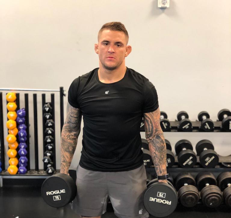 Jed North Sponsors Dustin Poirier's Training Camp for UFC 242