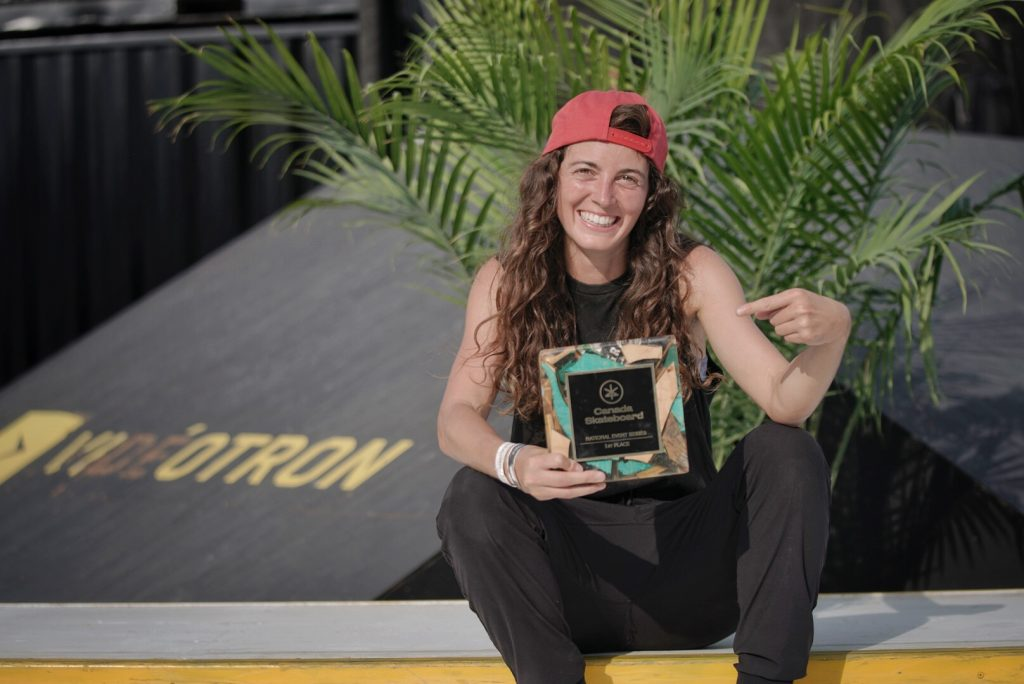 Annie Guglia – Back to Back Champ