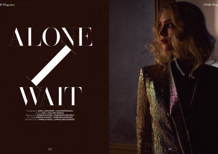 Lana Taylor for Gmaro Magazine