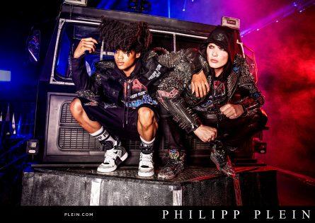 IMMANUEL | x Philipp Plein Campaign SS20