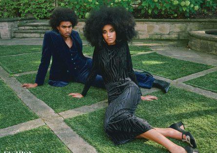 Zak & Mical for Fashion Magazine