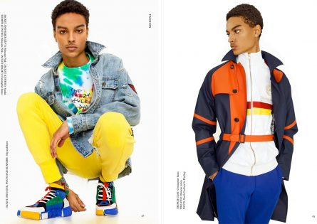 "Malcolm T ""Making Waves"" for IN Magazine"